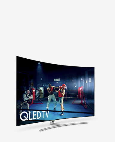 QLED, LED TV Samsung Garage products