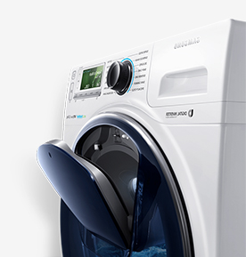Samsung Garage/Refurbished products laundry